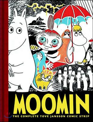 Moomin #1 : The Complete Tove Jansson Comic Strip