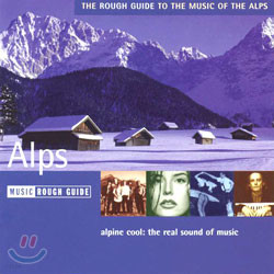 The Rough Guide To The Music Of The Alps