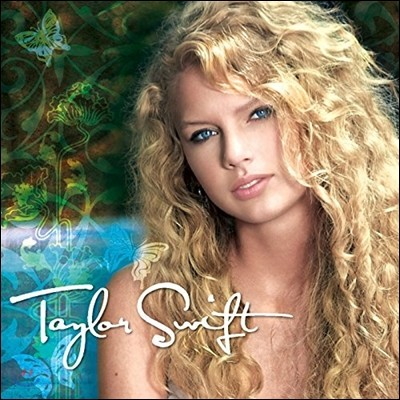 Taylor Swift (테일러 스위프트) - Taylor Swift [2LP]
