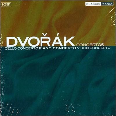 드보르작: 피아노, 첼로 협주곡 (Dvorak: Concertos - Piano, Cello)