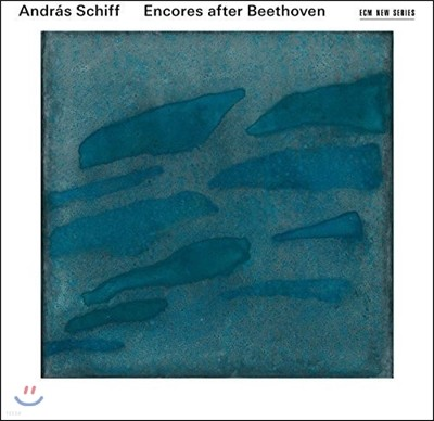 Andras Schiff 안드라스 쉬프 - 베토벤 소나타 연주 이후의 앙코르 (Encores after Beethoven)