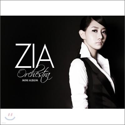 지아 (Zia) - 미니앨범 : Orchestra