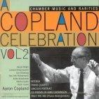 Aaron Copland / 아론 코플란드 : 실내악 작품집 (2CD/수입/SM2K89326)