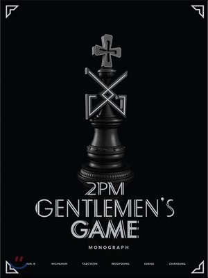 2PM - GENTLEMEN'S GAME Monograph