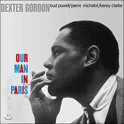 Dexter Gordon (덱스터 고든) - Our Man In Paris [LP]