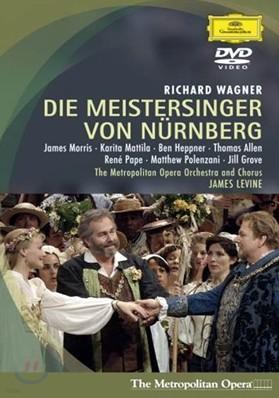James Levine 바그너: 뉘른베르크의 명가수 (Wagner: Die Meistersinger Von Nurnberg) 제임스 레바인