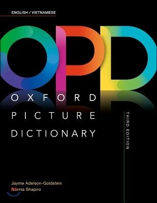 Oxford Picture Dictionary 3e English/Vietnamese