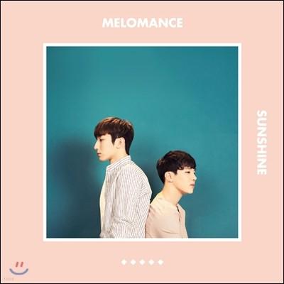 멜로망스 (MeloMance) - 미니앨범 3집 : Sunshine