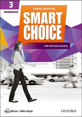 Smart Choice 3 : Work Book, 3/E