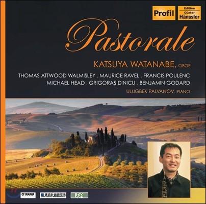 Katsuya Watanabe 파스토랄[전원] - 오보에 작품집: 풀랑크 / 마이클 헤드 / 월미즐리 / 고다르 외 (Pastorale - Walmisley / Ravel / Poulenc / Head / Dinicu / Godard) 카츠야 와타나베