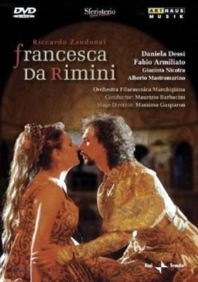 잔도나이 : 리미니의 프란체스카