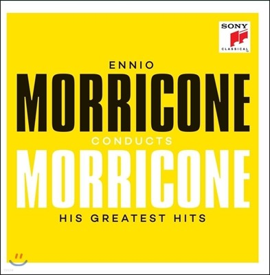 Ennio Morricone 엔니오 모리꼬네가 지휘하는 모리꼬네 - 그레이티스트 히츠 (Conducts Morricone - His Greatest Hits)