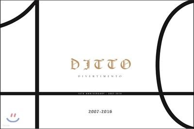 Ensemble Ditto 앙상블 디토 10주년: DITTO BOX (디토 박스 한정반)