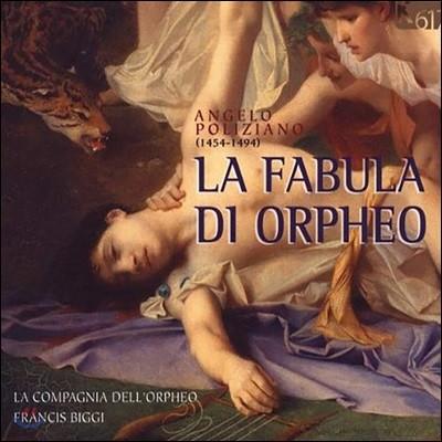 Julie Mazille 안젤로 폴리치아노: 오르페오 이야기 (Angelo Poliziano: La Fabula di Orpheo)