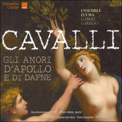 Emanuela Galli 프란체스코 카발리: 아폴로와 다프네의 사랑 (Francesco Cavalli: Gli amori d'Apollo e di Dafne)