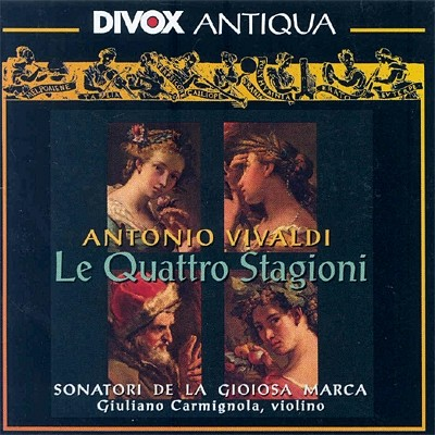 Giuliano Carmignola 비발디: 사계 - 줄리아노 까르미뇰라 (Vivaldi : The Four Seasons)