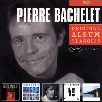 Pierre Bachelet - Original Album Classics
