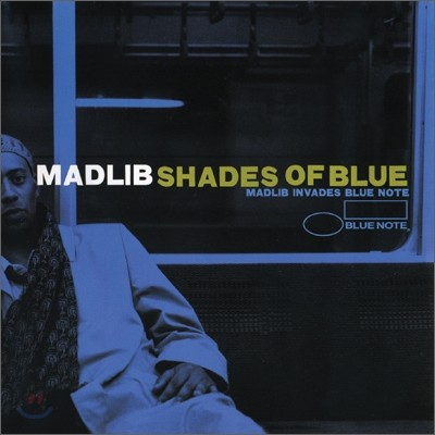 DJ Madlib - Shades of Blue
