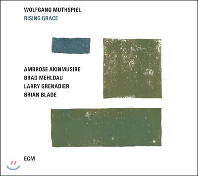 Wolfgang Muthspiel Quintet (볼프강 무스피엘 퀸텟) - Rising Grace [2LP]
