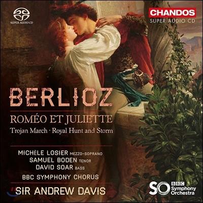 Andrew Davis 베를리오즈: 극적 교향곡 '로미오와 줄리엣' (Berlioz: Romeo et Juliette, Op.17) 앤드류 데이비스, BBC 교향악단