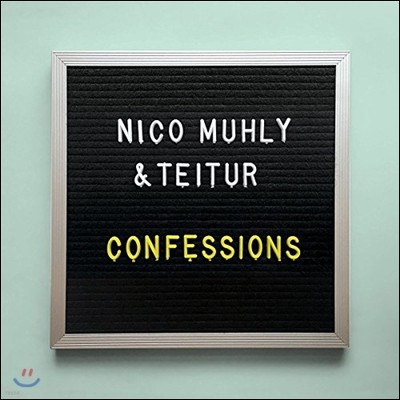 Nico Muhly & Teitur (니코 멀리 & 타이터) - Confessions