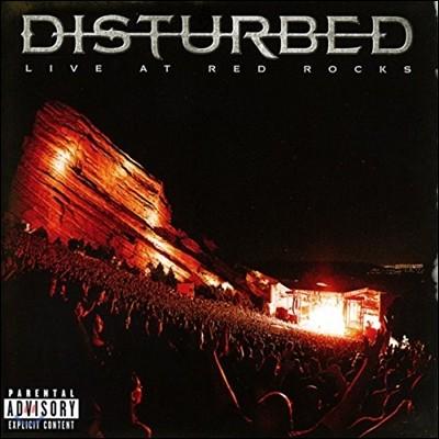 Disturbed (디스터브드) - Live At Red Rocks (2016년 레드 락 원형극장 라이브)