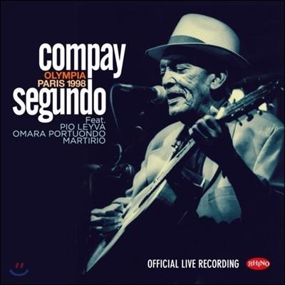 Compay Segundo (꼼빠이 세군도) - Live Olympia Paris 1998 (1998년 파리 올림피아 라이브) [Deluxe Edition]