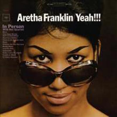 Aretha Franklin - Yeah!! (Ltd. Ed)(180G)(LP)