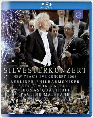 Simon Rattle 사이먼 래틀과 베를린 필의 2008년 송년 음악회 (Silvesterkonzert 2008 - New Year's Eve Concert: Gala From Berlin)