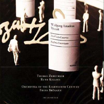 Thomas Zehetmair 모차르트: 바이올린 협주곡 (Mozart: Violin Concertos Nos. 1-5) 토마스 체헤트마이어