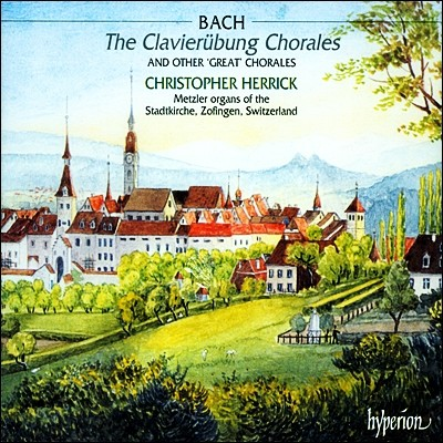Christopher Herrick 바흐: 클라비어 연습곡집의 코랄 편곡 (Johann Sebastian Bach: The Clavierubung Chorales And Other Great Chorales)