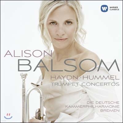 Alison Balsom 하이든 & 훔멜 : 트럼펫 협주곡 (Haydn & Hummel : Trumpet Concertos) 알리슨 발솜