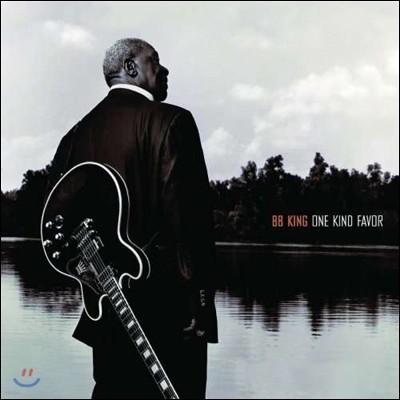 B.B. King (비비 킹) - One Kind Favor [2 LP]