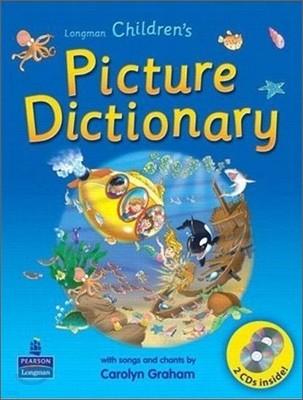 Longman Children's Picture Dictionary (Book & CD)