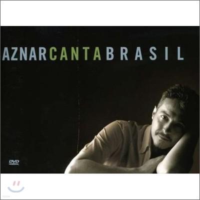 Pedro Aznar - Aznar Canta Brasil [DVD]