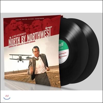 북북서로 진로를 돌려라 영화음악 (North by Northwest OST by Bernard Herrmann 버나드 허먼) [2LP]