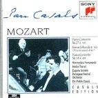 [미개봉] Pablo Casals, Eugene Istomin, Mieczyslaw Horszowski / 모차르트 : 피아노 협주곡 24번 & 14번(수입/미개봉/SMK58984)
