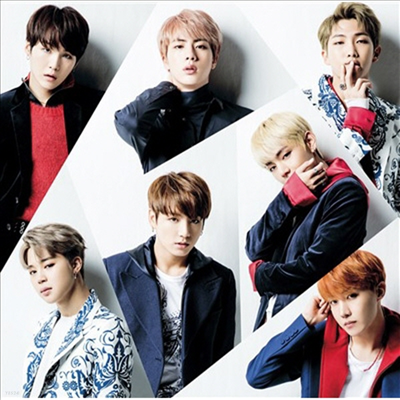 방탄소년단 (BTS) - The Best Of 防彈少年團 -Japan Edition- (CD)