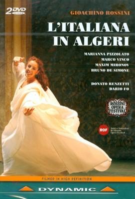 로시니 : 알제리의 이탈리아 여인