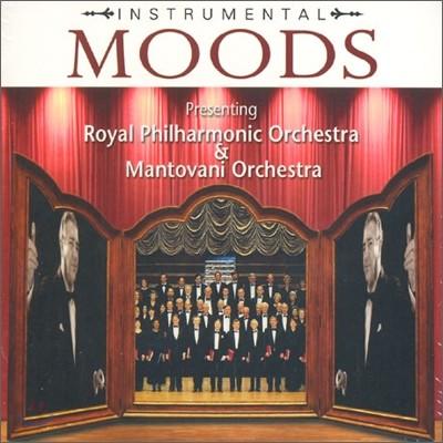 Royal Philharmonic Orchestra & Mantovani Orchestra - Instrumental Moods