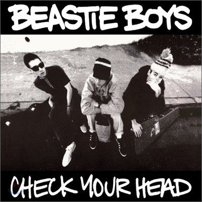 Beastie Boys (비스티 보이즈) - Check Your Head [2 LP]