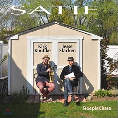 Kirk Knuffke & Jesse Stacken (커크 쿤프크, 제시 스탁큰) - Satie