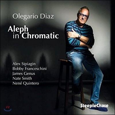 Olegario Diaz (올레가리오 디아스) - Aleph In Chromatic