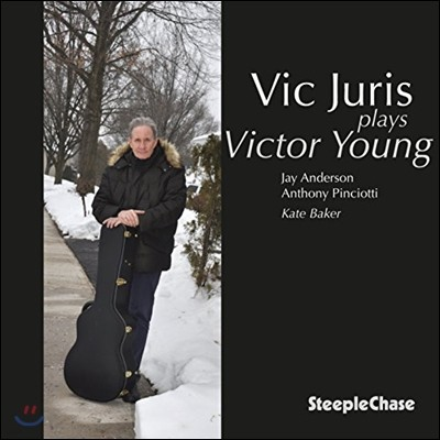 Vic Juris (빅 주리스) - Vic Plays Victor Young