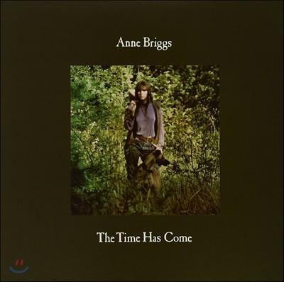 Anne Briggs (앤 브릭스) - The Time Has Come [LP]