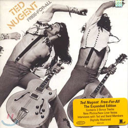 Ted Nugent - Free For All
