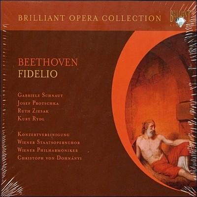 Christoph von Dohnanyi 베토벤: 피델리오 (Beethoven: Fidelio)