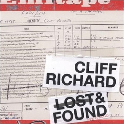 Cliff Richard - Lost & Found (From The Archives)