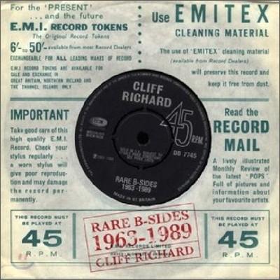 Cliff Richard - Rare B-Sides 1963-1989 (Remaster)