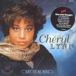 Cheryl Lynn - The Best Of Cheryl Lynn: Got To Be Real